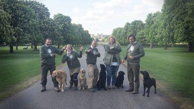 Windsor Charity Gundog Test<br><small>United Kingdom '17</small>