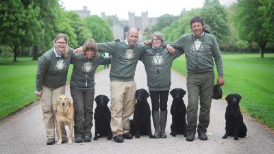 Windsor Charity Gundog Test<br><small>United Kingdom '18</small>